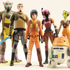 Star Wars Rebels Mission Series Figure 2-Packs Review - Hera, Sabine, Cadet Ezra