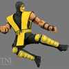 Storm Collectibles 1:12 Scale Mortal Kombat Scorpion Figure Video Review & Images
