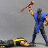 Storm Collectibles 1:12 Scale Mortal Kombat Sub-Zero Figure Video Review & Images
