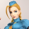 Street Fighter Bishoujo Cammy (Alpha Costume) Statue Video Review & Image Gallery