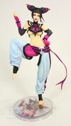 Bishoujo Street Fighter IV Juri 1:7 Scale Statue Video Review & Images