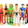 Street Fighter II ReAction Figures Super7 Figure Video Review & Images