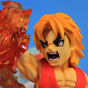 Street Fighter Ken TNC-02 BigBoysToys Figure with Display Base Video Review & Images