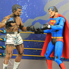 NECA Superman vs  Muhammad Ali 7