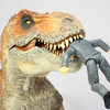 King T-Rex Tyrannosaurus Rex 1:35 Scale Museum Replica Statue Video Review & Images