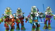 Metal Mutants 5-Pack Teenage Mutant Ninja Turtles Figures Video Review
