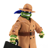 Teenage Mutant Ninja Turtles 80's Leonardo in Trenchcoat Figure Video Review & Image Gallery