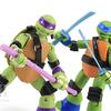 Teenage Mutant Ninja Turtles Nickelodeon Battle Shell Repaints Figures Video Review & Image GALLERY