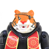 Nickelodeon Teenage Mutant Ninja Turtles Crimson Leader Tiger Claw Figure Video Review & Image Gallery