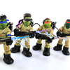 Teenage Mutant Ninja Turtles Ninja Ghostbusters Figures Video Review & Image Gallery