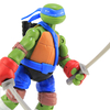 Teenage Mutant Ninja Turtles Nickeldeon Knockout Ninja Leo Figure Video Review & Image Gallery