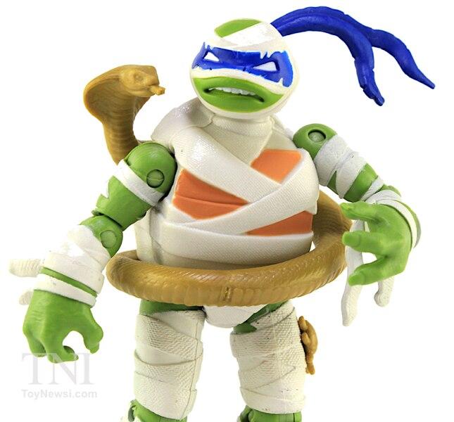 Teenage Mutant Ninja Turtles Mutant Monster Toys : Teenage mutant ninja turtles monsters and mutants mummy