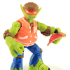 Teenage Mutant Ninja Turtles Monsters and Mutants Werewolf Mikey Figure Video Review & Image Gallery