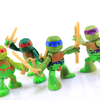 Teenage Mutant Ninja Turtles Rookies in Training Figures Video Review & Image Gallery