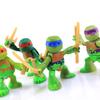 Teenage Mutant Ninja Turtles Rookies in Training Figures Video Review & Image Gallery