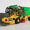 Teenage Mutant Ninja Turtles Sweeper Ops Micro Mutants Vehicle Playset Video Review & Image Gallery
