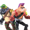 Teenage Mutant Ninja Turtles Wanted Bebop & Rocksteady Figures Video Review & Image Gallery