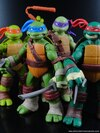 2012 TMNT Leonardo, Michelangelo, Donatello, and Raphael Basic Figures