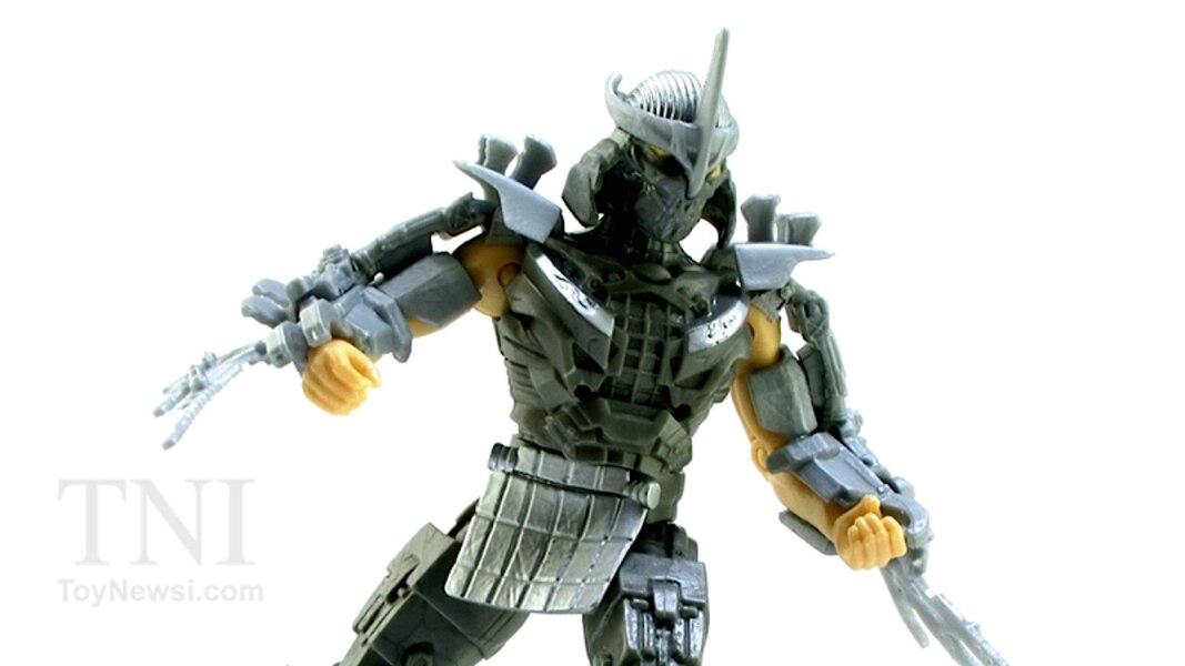 Teenage Mutant Ninja Turtles 2014 Movie Shredder Video Review Images