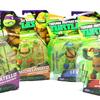 Nickelodeon Teenage Mutant Ninja Turtles 2015 Paint Variant Figures Video Review & Images