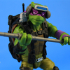 Donatello Teenage Mutant Ninja Turtles Out of the Shadows Movie Figure Video Review & Images