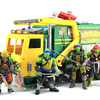 Turtle Tactical Truck Teenage Mutant Ninja Turtles Out of the Shadows Vehicle Video Review & Images