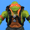 Michelangelo Teenage Mutant Ninja Turtles Out of the Shadows Movie Figure Video Review & Images