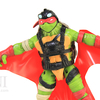 Wingsuit Raphael Teenage Mutant Ninja Turtles 2:  Out of the Shadows Figure Video Review  & Images