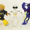 Lord Dregg Mozar & Fugitoid Teenage Mutant Ninja Turtles Figures Review & Images