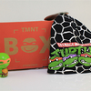 TMNT Box Teenage Mutant Ninja Turtles Mystery Box Unboxing