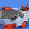 Casey Jones Slamboni Teenage Mutant Ninja Turtles Vehicle Nickelodeon Video Review & Images