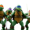 Teenage Mutant Ninja Turtles Classic Collection 1990 Movie Figures Video Review & Images