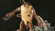 Nickelodeon Teenage Mutant Ninja Turtles Cockroach Terminator Figure Video Review & Images