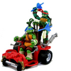 Nickelodeon Teenage Mutant Ninja Turtles Grass Kicker Vehicle Video Review & Images