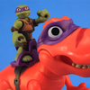 Teenage Mutant Ninja Turtles Blast to the Past Half Shell Heroes and Dinosaurs Video Review  & Images