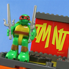 MegaBloks Teenage Mutant Ninja Turtles Half-Shell Heroes Lair Battle Set Review & Images
