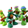 Teenage Mutant Ninja Turtles Half-Shell Heroes Mini Figures Video Review & Images