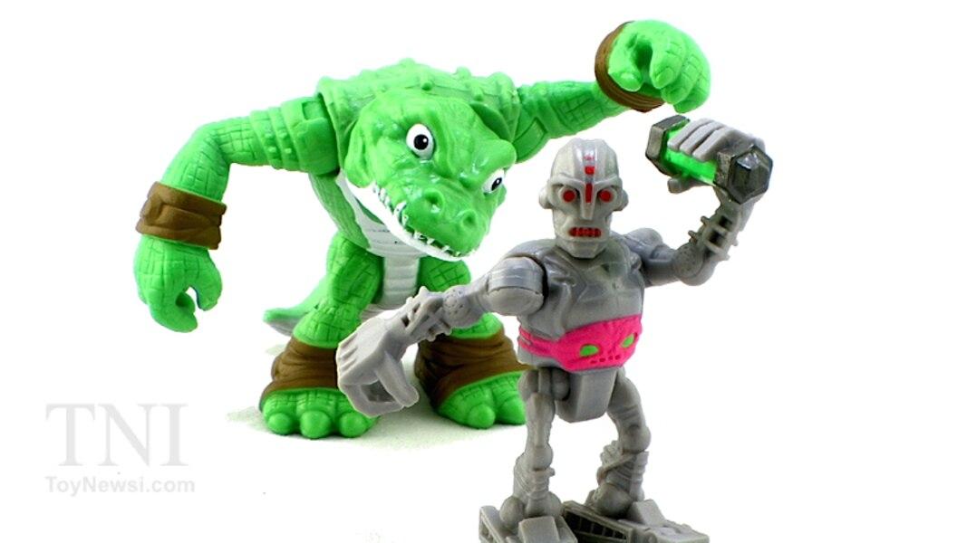 Teenage Mutant Ninja Turtles Half Shell Heroes Leatherhead