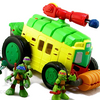 Teenage Mutant Ninja Turtles Half-Shell Heroes Shellraiser Video Review & Images