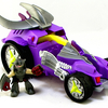 Teenage Mutant Ninja Turtles Half-Shell Heroes Shred Tread Video Review & Images