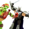Nickelodeon Teenage Mutant Ninja Turtles Hand-to-Hand Fighters Figures Video Review & Images