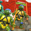 History of Leonardo Teenage Mutant Ninja Turtles Figure Box Set Video Review & Images