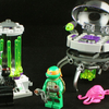 LEGO Teenage Mutant Ninja Turtles Set #79100 Kraang Lab Escape Video Review & Images