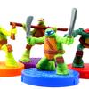 Teenage Mutant Ninja Turtles 2015 McDonald's Happy Meal Spinning Ninjas Premiums Full Set Review