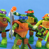 MegaBloks Teenage Mutant Ninja Turtles Blind Bags Mini Figures Series 1 Review & Images