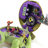Teenage Mutant Ninja Turtles Micro Mutants Donnies Lab Mini Playset Video Review & Images