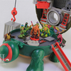 Teenage Mutant Ninja Turtles Micro Mutants Raph's Rooftop Mini Playset Video Review & Images