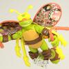 Nickelodeon Teenage Mutant Ninja Turtles Mikey Turtleflyte Figure Video Review & Images