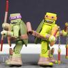 Teenage Mutant Ninja Turtles Minimates Video Review & Images