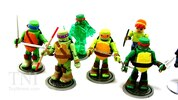 Nickelodeon Teenage Mutant Ninja Turtles MiniMates Blind Bag Figure Opening & Video Review